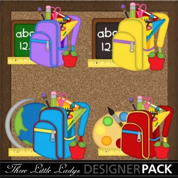Back Packs 2