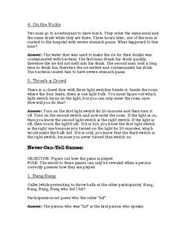 Back Pocket Guide