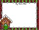 Back To My Seat Station 2 Digit by 2 Digit Multiplication | Christmas Theme