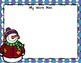 Back To My Seat Station 3 Digit by 1 Digit Multiplication Winter Theme