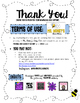*Freebie* Welcom note for Back To School Night - Letter Fr