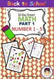 Back To School 30 Day Smart Math