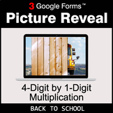 Back To School: 4-Digit by 1-Digit Multiplication - Google