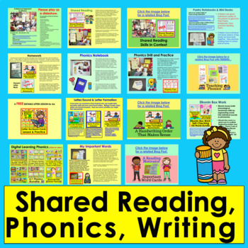 Balanced Literacy for Primary: PowerPoint Presentation - Back to School