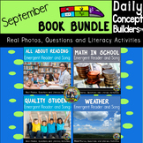 September Interactive Book and Song Bundle