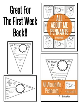 Back To School Activities Bundle: First Week Back Bundle 2