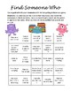 Back To School Activities for Upper Grades