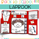 All About Me Lapbook | Back to School