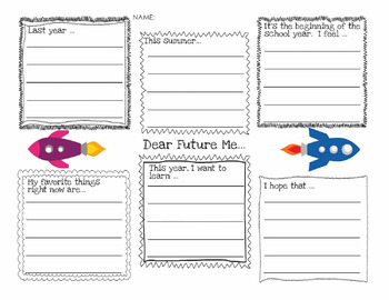 Back To School Activity Pack {in English & Spanish}