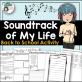Back To School - Soundtrack of My Life Activity