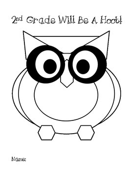 Back To School BTS Summer Was A Hoot But Now It Is Owl About 2nd Grade