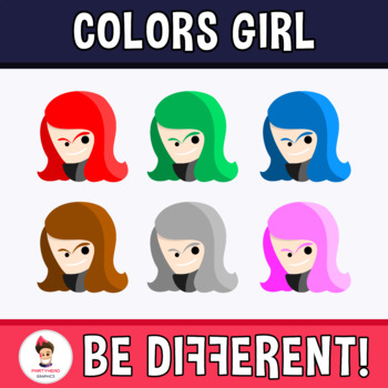 Back To School - Basic Colors With Rhiannon Clipart