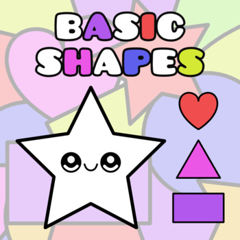 Back To School - Basic Shapes Clipart