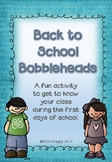 #celebratedeals Back To School Bobbleheads - a print and g