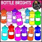 FREE - Bottle Brights Clip Art Bundle {Educlips Clipart}