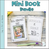 Back To School Booklet Bundle-Digital Versions Included