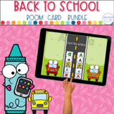 Back To School Boom Cards™ Bundle | Distance Learning