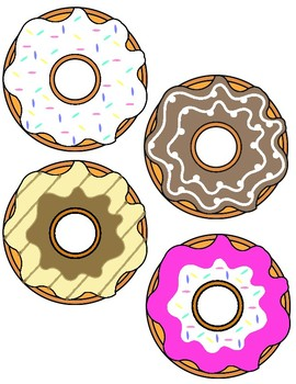 "Back To School Bulletin Board Set, ""Donut"" You Want To Meet _________?"