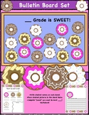 """Back To School Bulletin Board Set, """"Donut"""" You Want To Mee"""