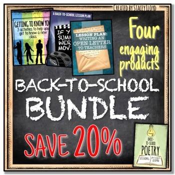 Back-To-School Bundle