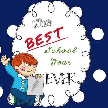 Back To School Activities (Time Capsule/Textbook Explorati