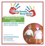 Back-To-School Bundle For Pre-K