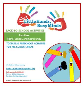 Back-To-School Bundle For Pre-K