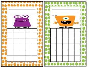 Back To School Classroom Decor- Monsters Theme