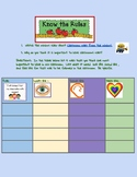 Back To School: Classroom Rules
