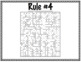 Back To School Classroom Rules Escape Game