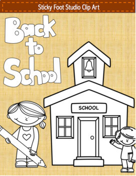 Back To School Clip Art Freebie