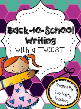Back-To-School Collaborative Writing Activity: Writing wit