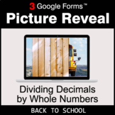 Back To School: Dividing Decimals by Whole Numbers - Googl