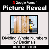 Back To School: Dividing Whole Numbers by Decimals - Googl