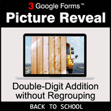 Back To School: Double-Digit Addition without Regrouping -