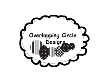 Overlapping Circle Design Drawing Project