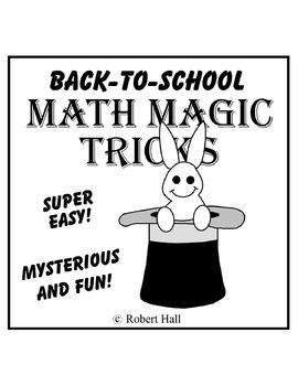 Back-To-School Easy Math Magic Tricks