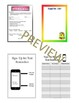 Back To School: Editable Forms