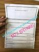 Back To School Editable Forms (Meet The Teacher & Classroom Information) NO CUT!