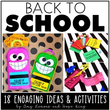 Engagement Made Easy:  Back to School