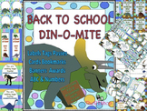 "Dinosaur Classroom Decor Back To School ""Welcome To A Roaring New Year"""