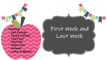 Back To School First Week vs Last Week