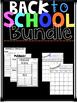 2017-2018 Back To School 2017-2018   Bundle