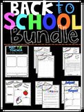 Back To School Forms, Everything YOU NEED !