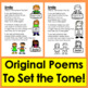 Bullying Prevention, Kindness, Friendship, Bully Free Poems/Songs Be Best