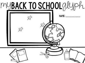 Back To School {Get To Know You} GLYPH!