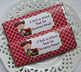 Back To School Girl Large Candy Bar Wrappers