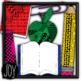 Back To School Hand Drawn Clip Art BUNDLE - Zentangle Inspired