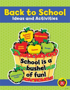 Back To School Ideas and Activities