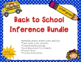 Back To School Inferences